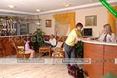 Ресепшн - гостевой дом Фаворит в Коктебеле - Феодосия