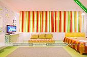 Двухместный Улучшенный номер - гостиница Шанхай в Коктебеле - Феодосия