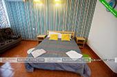 Двухместный номер полулюкс - гостиница Шанхай в Коктебеле - Феодосия