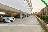 Парковка - гостиница Шанхай в Коктебеле - Феодосия