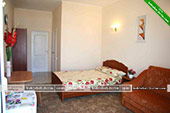 Однокомнатный стандарт - гостиница вилла Классик в Коктебеле - Феодосия
