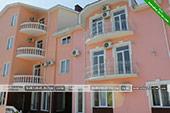 Фасад - гостиница вилла Классик в Коктебеле - Феодосия