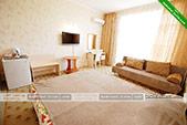Однокомнатный люкс - гостиница вилла Классик в Коктебеле - Феодосия