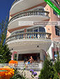 Общий вид - гостиница вилла Классик в Коктебеле - Феодосия