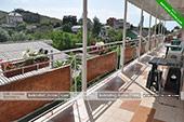 Балкон - Частный дом Виктория в Коктебеле - Феодосия