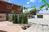 Парковка - Гостевой дом Зеленый рай в Коктебеле - Феодосия