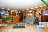 Холл - Гостевой дом Зеленый рай в Коктебеле - Феодосия