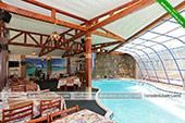 Бассейн - Гостевой дом Зеленый рай в Коктебеле - Феодосия