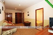 Двухкомнатный номер - Гостевой дом Зеленый рай в Коктебеле - Феодосия