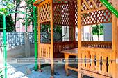 Беседки - Гостевой дом Гайбуло в Коктебеле - Феодосия