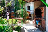 Мангал - Гостевой дом Гайбуло в Коктебеле - Феодосия