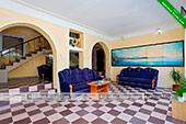Холл - Гостевой дом Гайбуло в Коктебеле - Феодосия