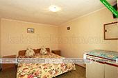 Двухместная комната - Частный сектор на Мичурина 10 в Коктебеле - Феодосия