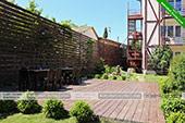 Площадка - гостевой дом Лето в Коктебеле - Феодосия