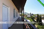 Балкон - гостевой дом Лето в Коктебеле - Феодосия