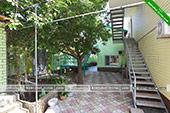 Территория - гостевой дом У Моревых в Коктебеле - Крым.