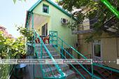 Доп здание - гостевой дом У Моревых в Коктебеле - Крым.