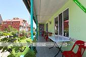 Балкон - гостевой дом У Моревых в Коктебеле - Крым.