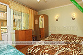 Двухместный номер в доп здании - гостевой дом У Моревых в Коктебеле - Крым.