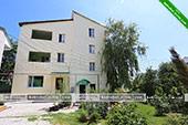 Общий вид - гостевой дом У Моревых в Коктебеле - Крым.
