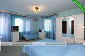 Трехместный номер - гостевой дом У Моревых в Коктебеле - Крым.