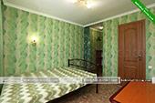 Двухместный номер - гостевой дом У Моревых в Коктебеле - Крым.
