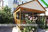 Кухня - Частное домовладение Лиза в Коктебеле - Крым