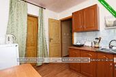 Кухня номера со всеми удобставми - Частный сектор на Набережной в Коктебеле - Крым