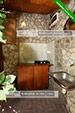 Кухонный уголок - Частный дом У Людмилы на Победы 1 в Коктебеле - Крым