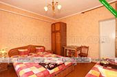 Трехместная комната - Частный сектор на Шершнева 3 в Коктебеле - Крым