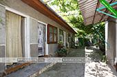 Двор с комнатами - Частный сектор на Шершнева 3 в Коктебеле - Крым