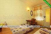 Двухместная комната - Частный сектор на Шершнева 3 в Коктебеле - Крым