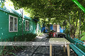 Вагончики - Частный сектор на Шершнева 3 в Коктебеле - Крым