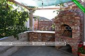 Мангал - Частный дом на Королева 18 в Коктебеле - Крым