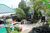 Двор - Частный дом на Королева 18 в Коктебеле - Крым