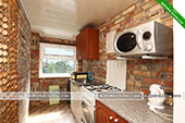 Общая кухня - Частный дом на Королева 18 в Коктебеле - Крым