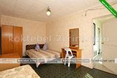 Трехместная комната - Частный сектор на Королева 7 в Коктебеле - Крым