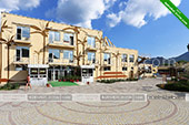 Внешний вид - гостиница Аквапарк в Коктебеле - Крым
