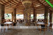 Ресторан - гостиница Аквапарк в Коктебеле - Крым