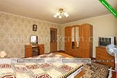 Двухместная комната - частный сектор на Базарном 3 в Коктебеле - Крым