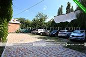 Парковка - Отель Киммерия в Коктебеле - Крым