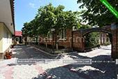 Территория - Отель Киммерия в Коктебеле - Крым