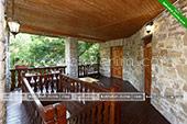 Терраса первый этаж - Гостевой дом Надежда в Коктебеле - Феодосия Крым