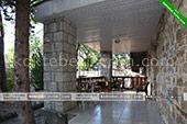 Терраса - Гостевой дом Надежда в Коктебеле - Феодосия Крым