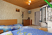 Номер с частичными удобствами - мини-гостиница на ул. Десантников 7 в Коктебеле.