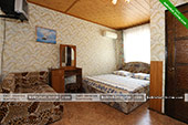 Номер с удобствами - мини-гостиница на ул. Десантников 7 в Коктебеле.