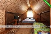 Номер с общими удобствами - мини-гостиница на ул. Десантников 7 в Коктебеле.