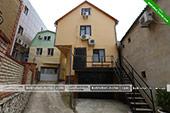 Задний вид - мини-гостиница на ул. Десантников 7 в Коктебеле.