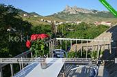 Балкон - Гостевой дом Kite Home в Коктебеле - Крым