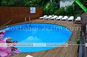 Бассейн - Гостевой дом Kite Home в Коктебеле - Крым